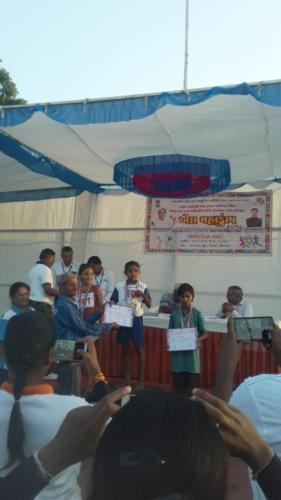 Athletics - Patan under 9